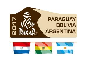 Dakar2017 - Official plate NO shadow-1